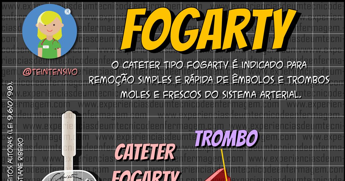 Cateter de Fogarty